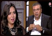 عمرو الليثي يثير دهشة إيمي سمير غانم بمعرفة سر من داخل بيتها