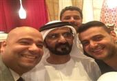 أول رد لرامز جلال على شائعات مشاكله مع ولي عهد دبي