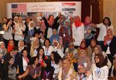 74 طالبة يسافرن واشنطن ضمن مبادرة التعليم العالي المصرية الأمريكية