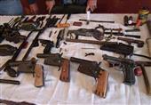 الأمن العام يضبط ٢٣٨ سلاح ناري و١٠ تشكيلات عصابية خلال ٤٨ ساعة
