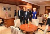 وزير الاستثمار يفتتح أعمال تطوير فندق النيل كارلتون بتكلفة 940 مليون