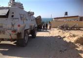 مقتل 25 تكفيريًا وتدمير بؤر إرهابية في حملة أمنية بشمال سيناء