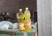بالصور  - ضبط مصنع لتعبئة زيوت الطعام يستغل اسم ماركة شهيرة