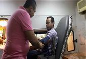 أهالي بني سويف يتبرعون بالدم لصالح مصابي القوات المسلحة في سيناء