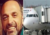 """إنزال ممثل برتغالي من طائرة فرنسية بسبب """"صلاة مشبوهة"""""""