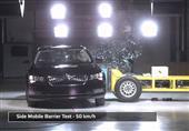 بالفيديو.. اختبار تصادم سكودا سوبرب 2015