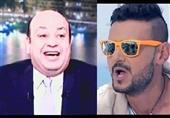 """""""تعليق كوميدي وسؤال جرئ من عمرو اديب لـ """"رامز واكل الجو"""
