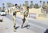 مقتل 12 مسلحًا في استهداف جوي نفذه الجيش جنوب الشيخ زويد