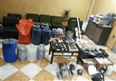 ضبط 4 قنابل معدة للتفجير في دسوق بكفر الشيخ