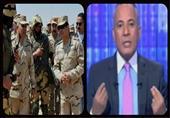 احمد موسى يوضح سر غياب وزير الدفاع عن زيارة الرئيس السيسي إلى سيناء