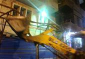 بالصور.. حملة مكبرة لإزالة الإشغالات ببندر دسوق في كفر الشيخ
