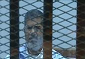 """تأجيل محاكمة مرسي و10 آخرين في """"التخابر مع قطر"""" لـ11 يوليو"""