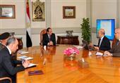 ننشر تفاصيل اجتماع السيسي مع وزراء الري والزراعة بشأن المليون فدان