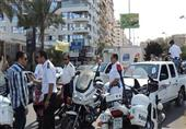 شرطة المرور تضبُط 5 آلاف مخالفة مرورية