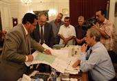 محافظ المنيا يعلن بدء مشروع استصلاح مليون فدان (صور)