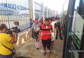 """وصول الأهلي لملعب """"الأوليمبي"""" بمدينة رادس استعدادا للقاء الترجي"""