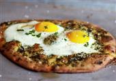 فطار اليوم: بيتزا بيض