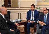 في حديث للتليفزيون الروسي..السيسي يكشف عن ملامح المنطقة الصناعية الروسية في مصر