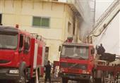 السيطرة على حريق بمصنع للتكيفات بالقليوبية دون وجود خسائر بشرية