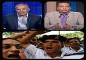 """تامر أمين يرد على """"أحمد موسى"""" ويوضح حقيقة مرتبات """"أمناء الشرطة"""""""