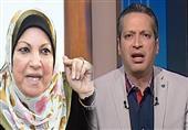 تامر أمين يهاجم سعاد صالح بسبب فتوي زواج الإنترنت