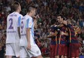 """بالفيديو.. فوز """"رغم الحَكم"""" لبرشلونة يفسد مغامرة مالاجا"""