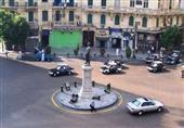 محافظة القاهرة: اضاءة ميادين طلعت حرب وعبدالمنعم رياض و قصر النيل بالليزر