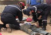 وفاة عامل مغربي سقط من أعلى شركة بالشرقية