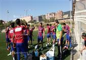 بالصور- الأهلي يبدأ استعداداته في إسبانيا لمواجهة خيتافي