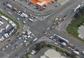 تعرف على قواعد أولويات المرور عند تقاطع الطرق