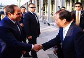 السيسي يوجه الدعوة الي رئيس سنغافورة ورئيس الوزراء لزيارة مصر