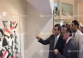 وزير الثقافة : قناة السويس رافد فني لإثراء الإبداع .. والمعرض يعكس دور الفن في تخليد تاريخ الشعوب