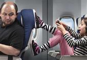 13 تصرف مزعج يقوم به الركاب في الطائرة