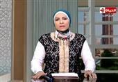 دعاء فاروق تبكى على الهواء اثناء مقدمتها البرنامج