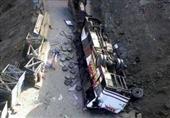 مصرع وإصابة 33 شخصًا في انقلاب حافلة ركاب ببني سويف