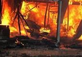 النيابة تعاين حريق مصنع شبرا الخيمة.. والخسائر المبدئية 15 مليون جنيه