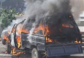 بعد 72 ساعة.. سقوط المتهمين بحرق سيارة شرطة بالطالبية