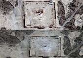 الأمم المتحدة تؤكد تدمير معبد بل في تدمر بسوريا