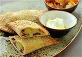 فطار اليوم: قرص بالجبنة والبسطرمة
