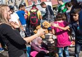 الشرطة الالمانية تناشد المواطنين بالتوقف عن دعم اللاجئين السوريين مؤقتًا