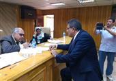 بالصور..19 مرشحا في ثاني أيام التقديم اللجنة العليا للانتخابات البرلمانية بالمنوفية