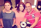 """سميرة سعيد تسلم """"ماستر"""" ألبومها لـ""""روتانا"""""""