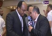 """هكذا قام """" إسماعيل يوسف """" بمداعبة """" حازم إمام """" فى حفل زفافه"""