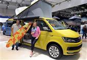 """معرض دوسلدورف يقدم أفضل سيارات الـ""""كارافان"""" في العالم.. شاهدها"""