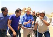 الولايات المتحدة تساهم في الحفاظ على قاعدة تمثال أبو الهول