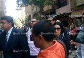 """الصور الأولي لوصول صافيناز مقر محاكمتها بإهانة """"علم مصر"""""""