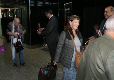 وصول 80 سائحًا بريطانيا إلى مطار الأقصر الدولي