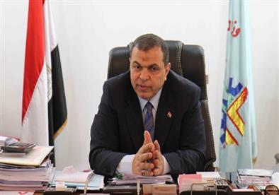 القوى العاملة: حل شكاوى العاملين المصريين بإحدى شركات الأدوية بالأردن
