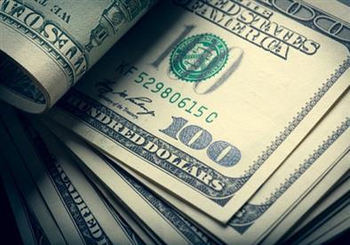 تراجع 4 مصادر للدولار في 3 أشهر