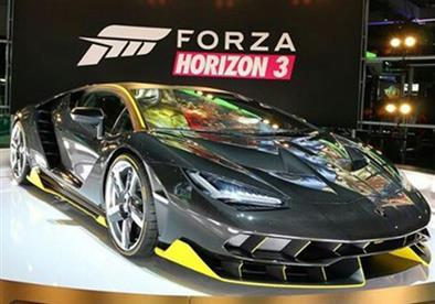 """سيارة لعبة """"فورزا 3"""" تسير في شوارع إيطاليا.. صور وفيديو"""